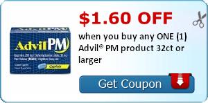 Advil PM Coupon