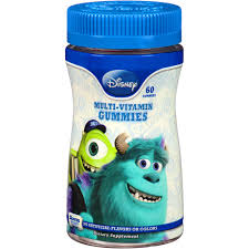 Monsters University Vitamins